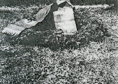 Kwatery wojenne z lat 1939-1945 .